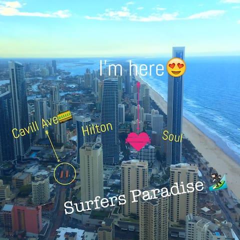 Best *Location* &Value on Beachside - Surfers Paradise