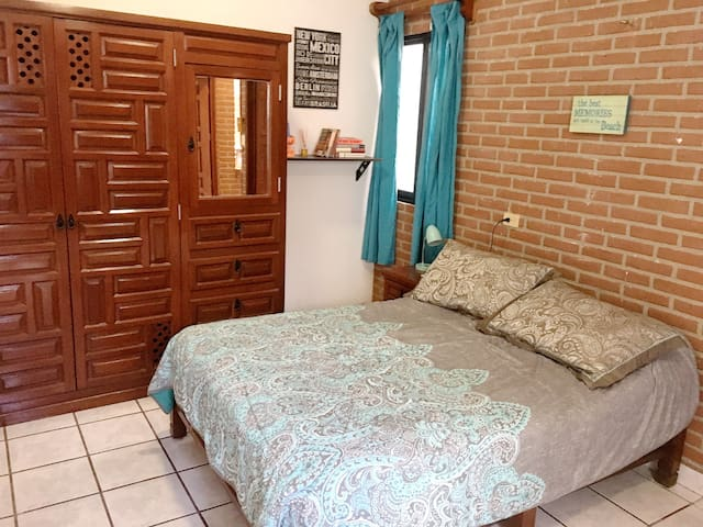 ❀8 Private Room, AC & Bathroom In Playa Center