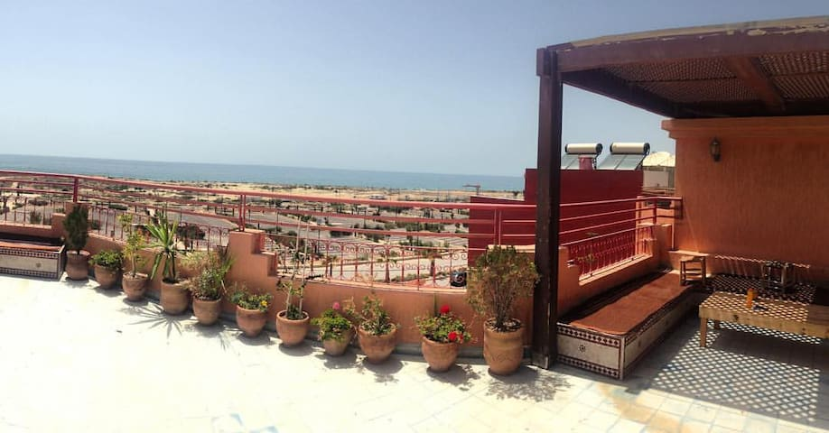 Surfline Morocco Villa - Agadir - Villa