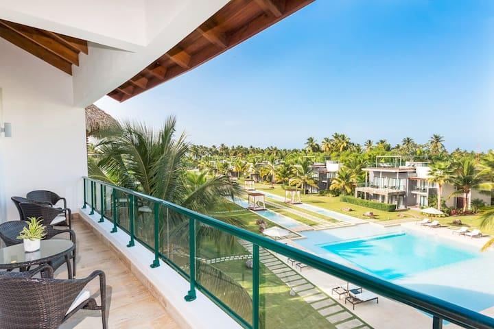 New Beach Sublime Samana apartment luxury 112m2
