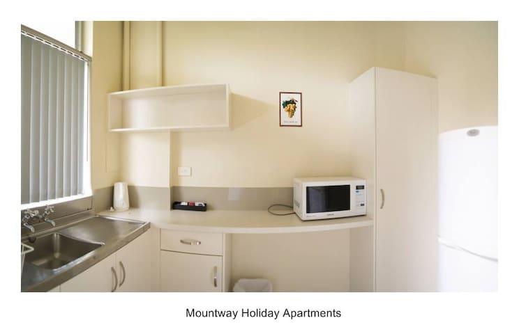 West Perth Studio Apartment, No hidden fees.
