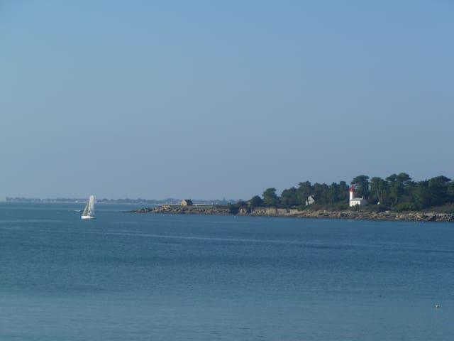 Studio vue mer