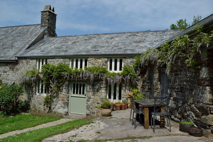 Kelly Mill Cottage, nr. Tavistock - Kelly - Дом