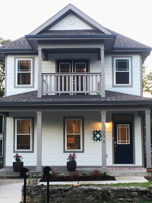 St Cecelia s City Farmhouse Houses for Rent in Nashville Tennessee U