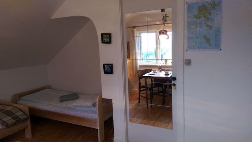 Cozy stay in central Tórshavn