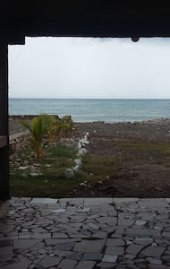 Beach front hide away - Kingston - Casa