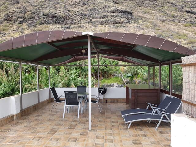 Dachterrasse (60 qm)