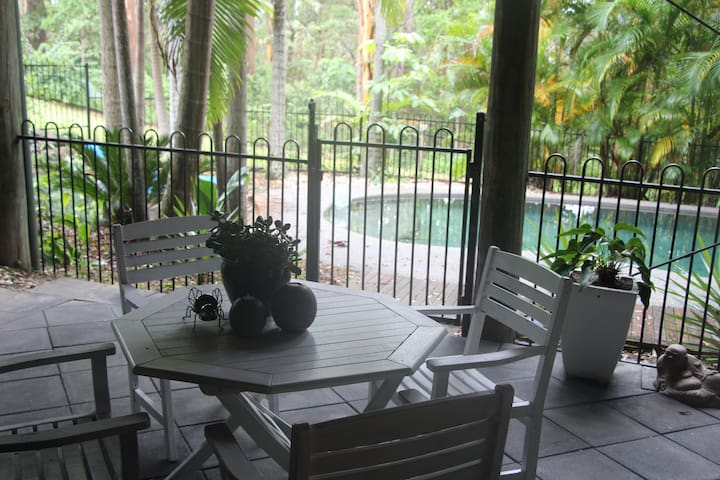 Buderim's Tropical Getaway - Buderim - House