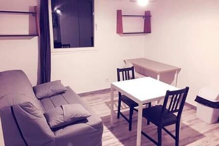 ☀️ ❤️Studio apartment close to center