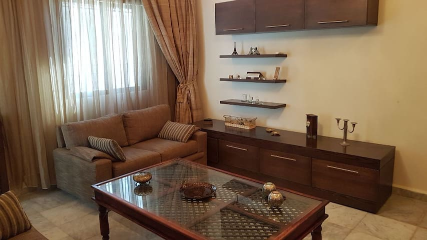 Luxury apartment in the area of Casino du Liban