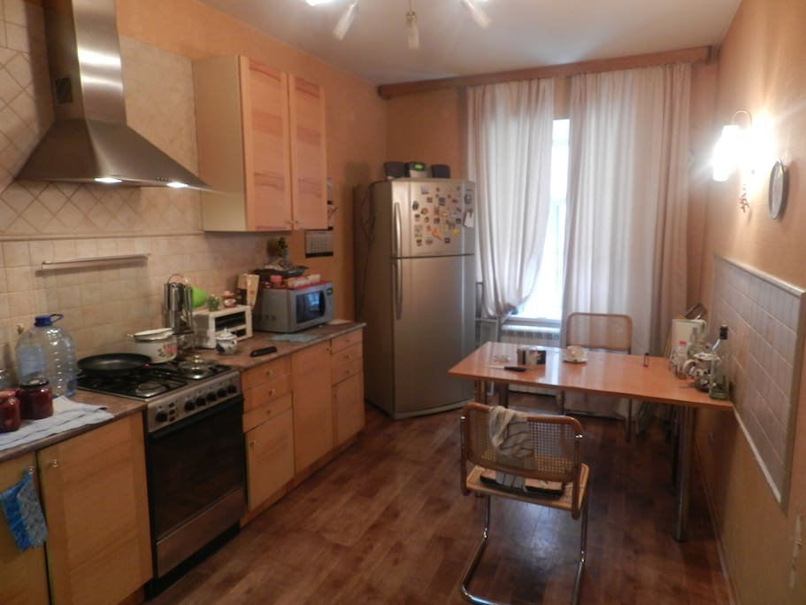 Кухня / Kitchen