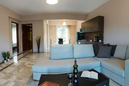 Greek Apartment | Eco and Luxury - Marathonas