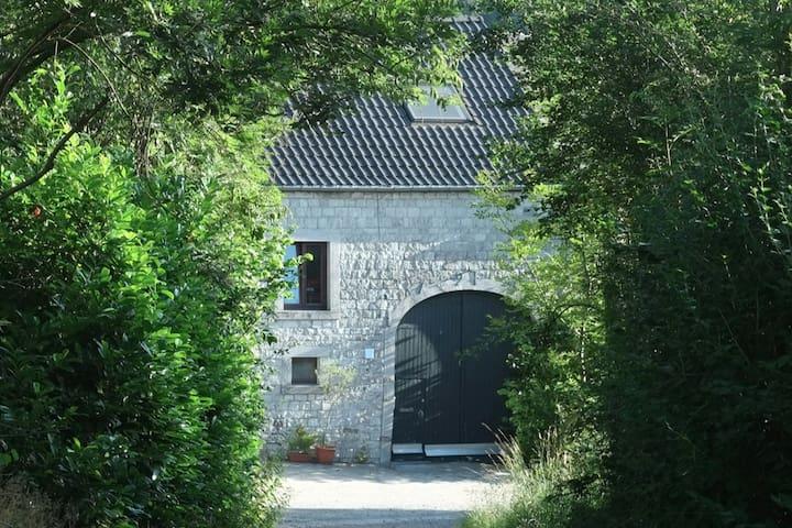 Jardin Prangeleu: Ardennes for nature lovers