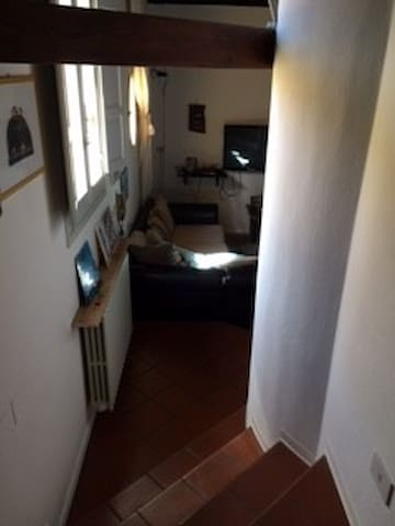 Nice and cozy apartment in the heart of Imola - Imola - Flat