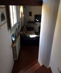 Nice and cozy apartment in the heart of Imola - Imola - Wohnung