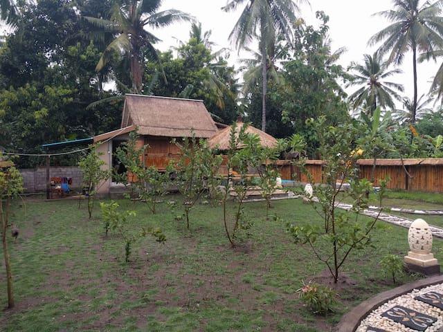 Очаровательный домик в тихом месте - Bali, ID - Dom
