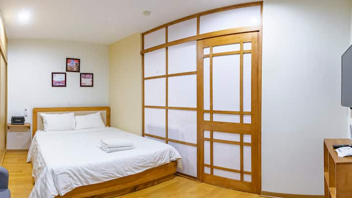 Cozy 1 Bedroom style Japanse on Linh Lang str #45