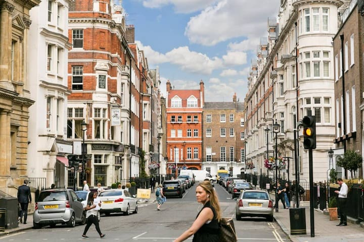 Cute London Apartment - Piccadilly Circus Soho