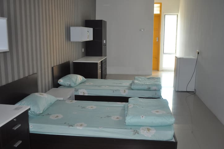 ANTZ VILLAGE Premium Room Studio Unit 1 [Wifi]