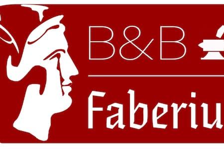 B&B Faberius - Apartamento
