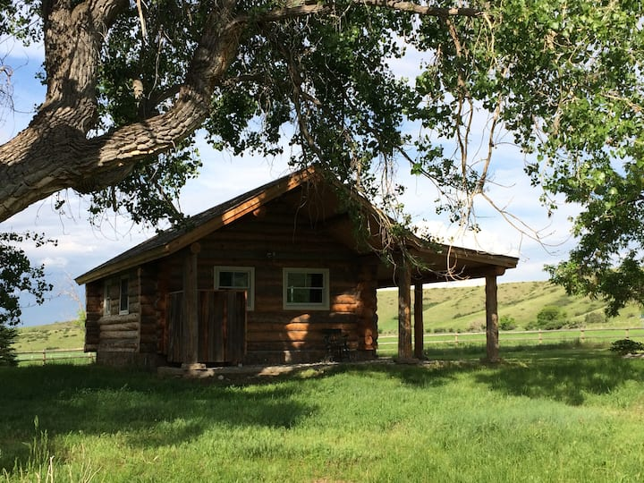 Cabin at the Ranch