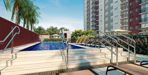 Melhor Apartamento Tech no Ipiranga/Vila Carioca