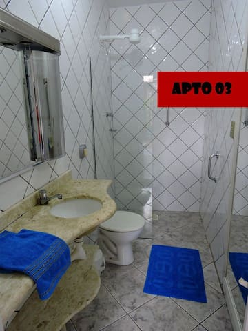 Apto para 2 pessoas - Florianópolis - Bed & Breakfast