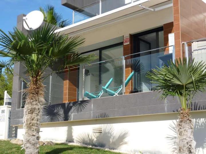 Moderne woning, in de buurt van Torrevieja