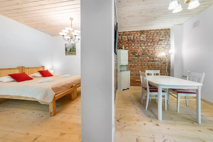 Room no.3 (double) - guesthouse SVILPAUNIEKI