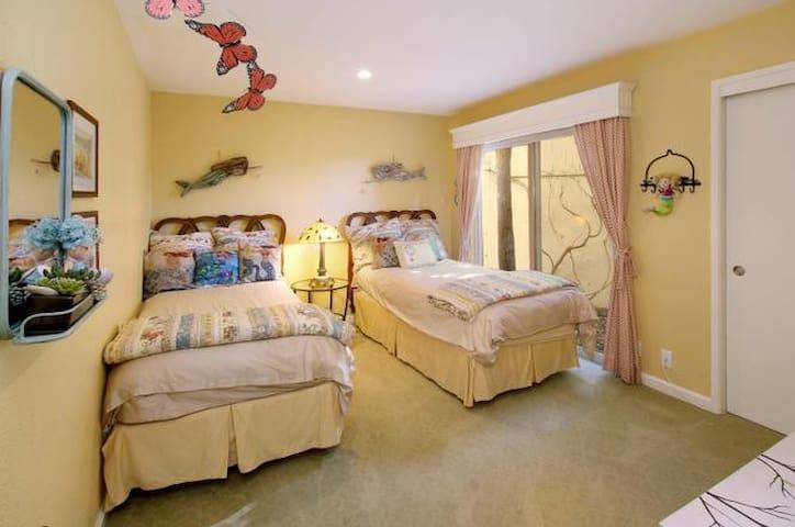 Bedroom #1 (downstairs)