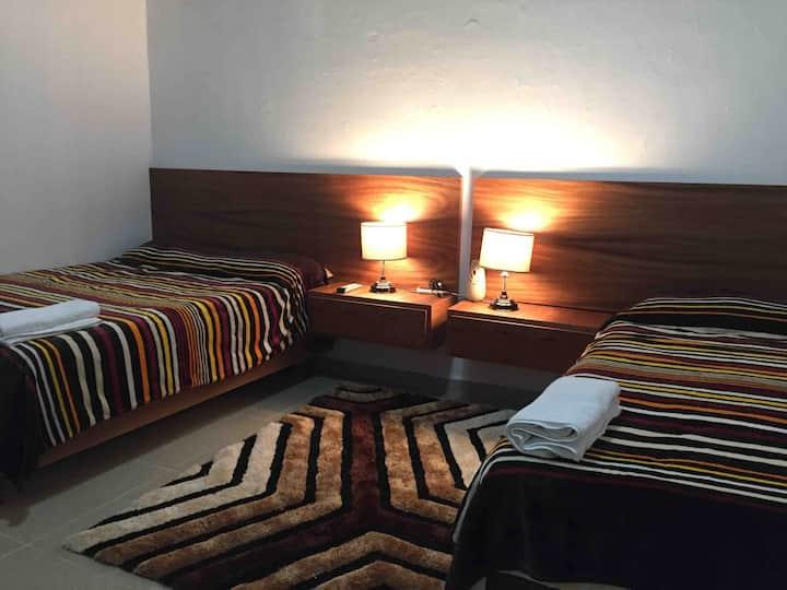 Habitación 2 en el corazón de Chapala