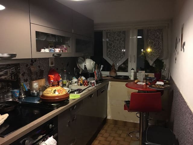 ideal family: 6 persons 73 m2 - Chevilly-Larue - Leilighet