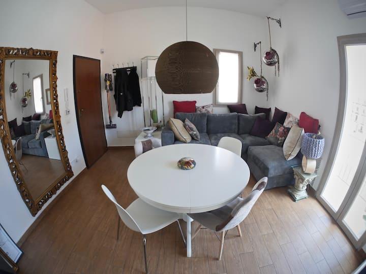 Stilish-apartment in Palermo city center