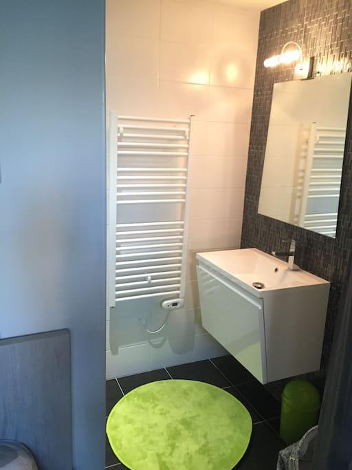 salle de bain privé - private bathrooms