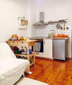 Stylish Spacious Studio in Salonica - Thessaloniki - Wohnung
