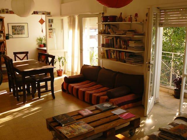 Habitación privada en casa compartida.