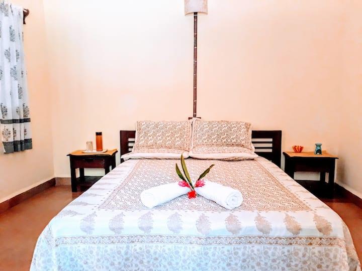 Mangaal Farm stay standard room/breakfast 4 - Goa