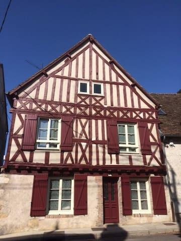 Appartement proche du  centre  de Provins