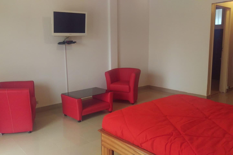 Studio meublé neuf centre-ville de Dakar (Plateau) - Appartements à ...