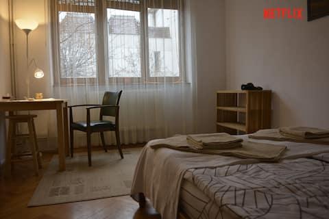 Kati's downtown apartment