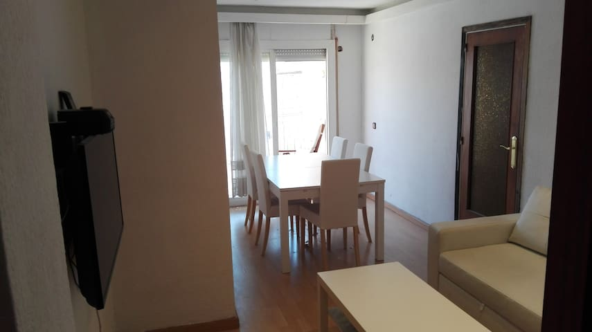 3 room apartment with view - Badalona - Appartement