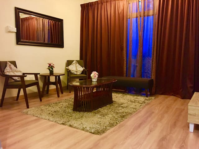 Damai Suite ,Kelantan Trade Center Apartment (KTC)