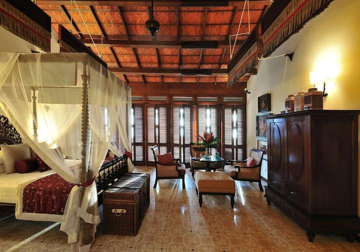 Reef Villa & Spa - Manel Plantation House Suite