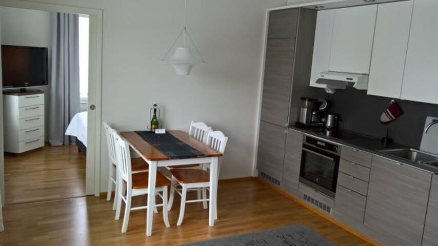 Torikatu 33 - Joensuu - Lägenhet