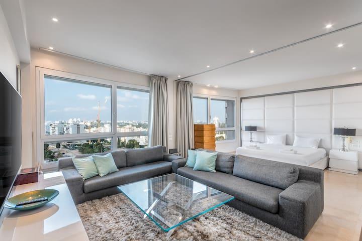 TRUST INN - Yoo Tower Luxury 1BDR