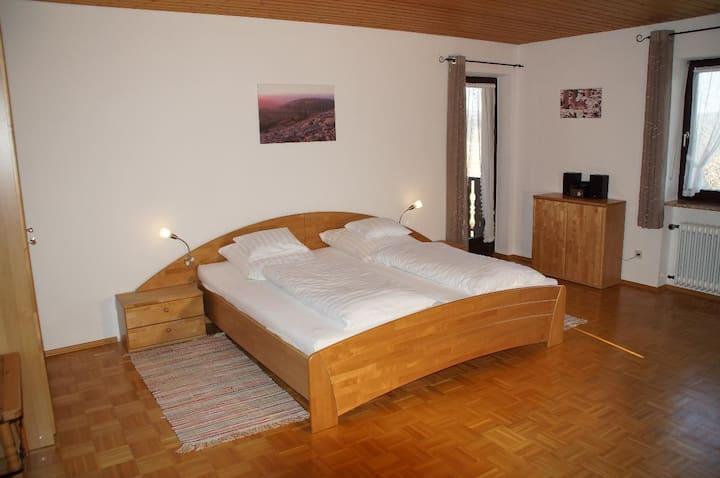 Ferienappartements Fam. Haselberger (Mauth), Hammerklause - lichtdurchflutet & komfortable Austattung