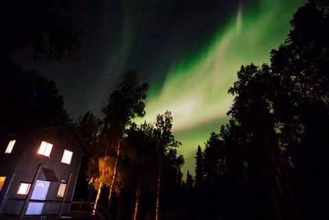 Comfy/Private Alaskan Style Cabin #1