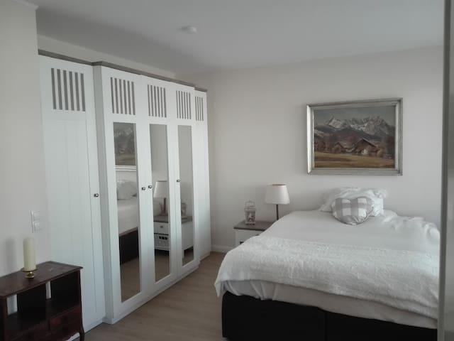 Schönes Privatschlafzimmer für 2 Personen