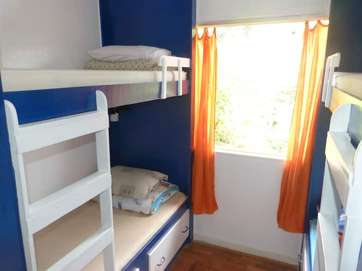 Olah Hostel Vila Mariana - 5 Bed Mixed Shared Room