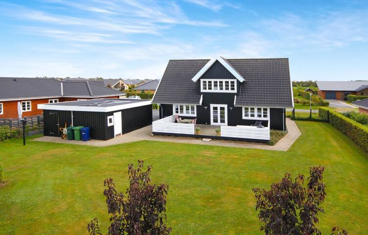 House (188 sq.m.) close to center of Ribe. - Ribe - Hus